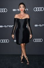 Sarah Hyland At Audi Celebrates the 70th Emmys in West Hollywood