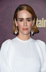 Sarah Paulson At 2018 Pre-Emmy Party hosted by Entertainment Weekly and L