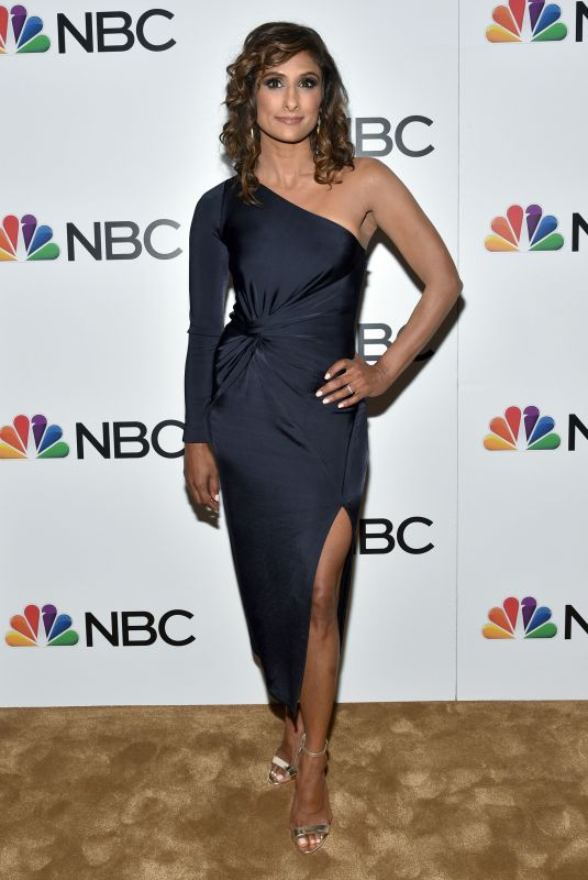Sarayu Blue At NBC and The Cinema Society Host a Party for The Cast of NBC