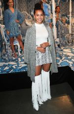 Sofia Wylie At Alice + Olivia By Stacey Bendet During 2018 New York Fashion Week