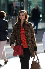 Sophie Ellis-Bextor At BBC Breakfast Studio