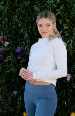 Witney Carson Hosts a class at Rise Nation - Los Angeles
