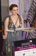 Abigail Breslin At Changemaker cocktail reception in Greenwich, Connecticut