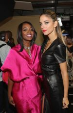 Aja Naomi King Walks the runway during Le Defile L