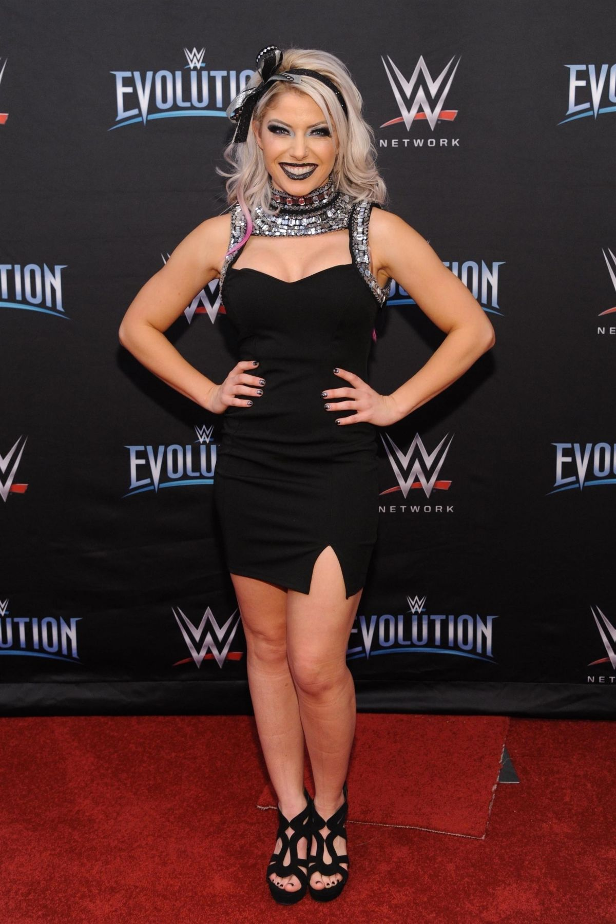 Alexa Bliss At Wwe S First Ever All Women S Event
