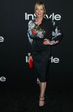 Allison Janney At InStyle Awards, Arrivals, Los Angeles
