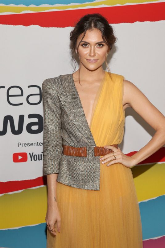 Alyson Stoner At The 8th Annual Streamy Awards in Beverly Hills
