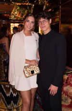 Amber Le Bon At Cartier Dinner party at Annabel