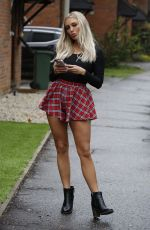 Amber Turner Out in Brentwood
