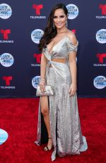 Ana Lucia Dominguez At Latin American Music Awards, Los Angeles