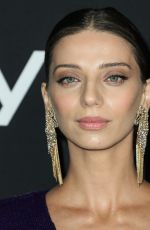 Angela Sarafyan At InStyle Awards, Arrivals, Los Angeles