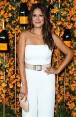 Angelique Cabral At Veuve Clicquot Polo Classic, Los Angeles