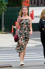 Anya Taylor-Joy Out and about in New York City