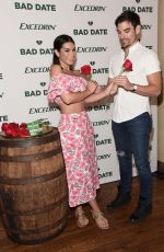Ashley Iaconetti and Jared Haibon team up with Excedrin to launch the brands Bad Date Edition, New York
