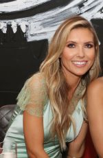 Audrina Patridge Attend the Wild Spirit Fragrance Holiday Collection dinner at Norah in West Hollywood