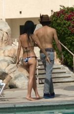 Bai Ling On Holiday With A Mystery Man In Palm Springs