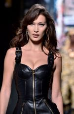Bella Hadid At Moschino x H&M show in NYC