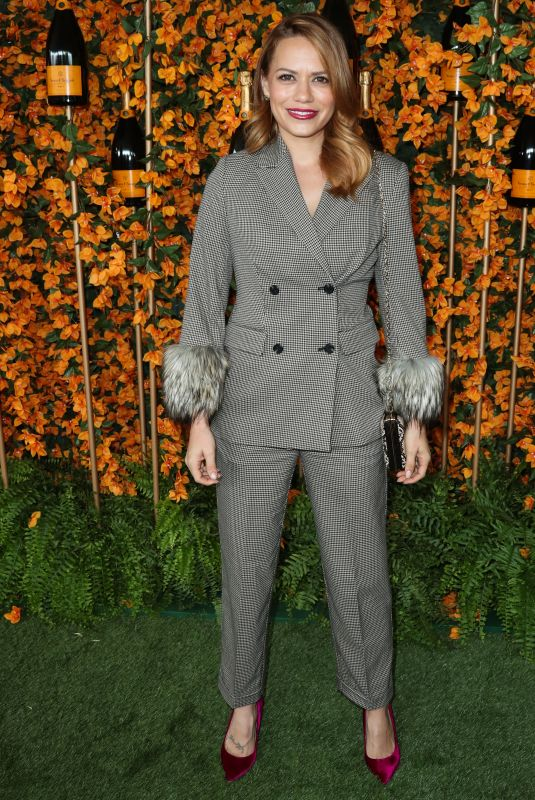 Bethany Joy Lenz At 9th Annual Veuve Clicquot Polo Classic