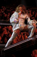 Beyonce Performing in concert in Vancouver, British Columbia, Canada