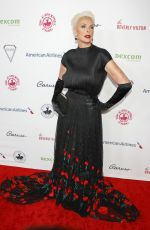 Bridgitte Nielsen At 2018 Carousel of Hope Ball, held at The Beverly Hilton Hotel in Beverly Hills