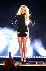Britney Spears Attends the announcement of her new residency,