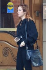 Brittany Snow Out running errands in Beverly Hills