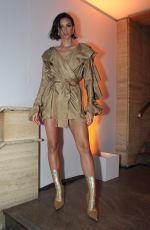 Bruna Marquezine During a celebration of 30 years of the brand Le Lis Blanc in the Jockey Club of Sao Paulo, Brazil