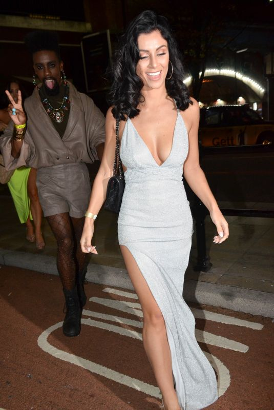 Cally Jane Beech At The Miss Swimsuit Final at Club Viva in Manchester