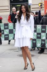 Camila Alves At Build Speaker Series, New York