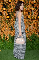 Camilla Belle At Veuve Clicquot Polo Classic in Los Angeles