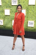 Candice Patton At The CW Network