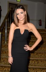 Catherine Tyldesley At The Manchester Fashion Festival at The Midland Hotel in Manchester