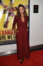 Catherine Tyldesley At The Vue Cinema in The Printworks in Manchester for the Strangeways Film Premier
