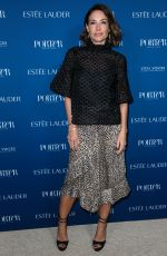 Claire Forlani At Porter