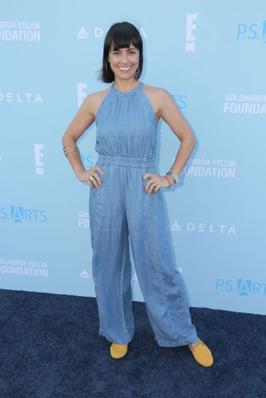 Constance Zimmer At P.S. Arts Express Yourself, Los Angeles