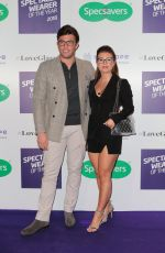Dani Dyer At Specsavers Spectacle Wearer of the Year in London