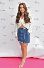 Dani Dyer At the launch of her clothing collaboration with In The Style in London