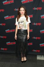 Danielle Campbell At