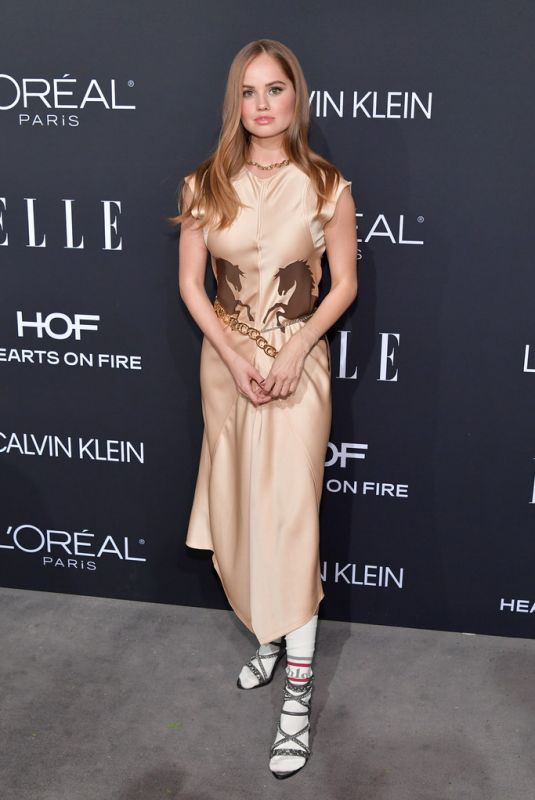 Debby Ryan At 25th Annual ELLE Women in Hollywood Celebration in Los Angeles