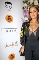Demi Rose At Truth Lounge in Barnet Hertfordshire for the Sorbello London Models Launch Party