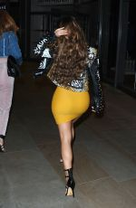 Demi Rose Spends her anniversary at Maddison in St Paul