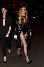 Diana Vickers Leaving the KISS Haunted House Party at the SSE Arena, London