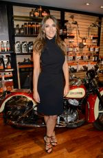 Elizabeth Hurley At Henry Cole