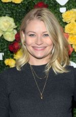 Emilie de Ravin Attends Rock The Runway presented by Children