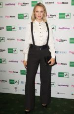 Emily Berrington At Pink News Award, Church House, London, UK