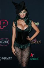 Emily Sears At Karma International Kandy Halloween Party, Los Angeles