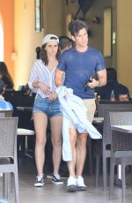 Emma Watson Snuggles up with new beau Brendan Wallace during a little romantic vacation in Mexico