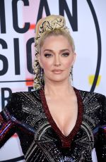Erika Jayne At American Music Awards, Los Angeles