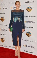 Erin Foster At Barbara Berlanti, F--k Cancer Benefit, Los Angeles