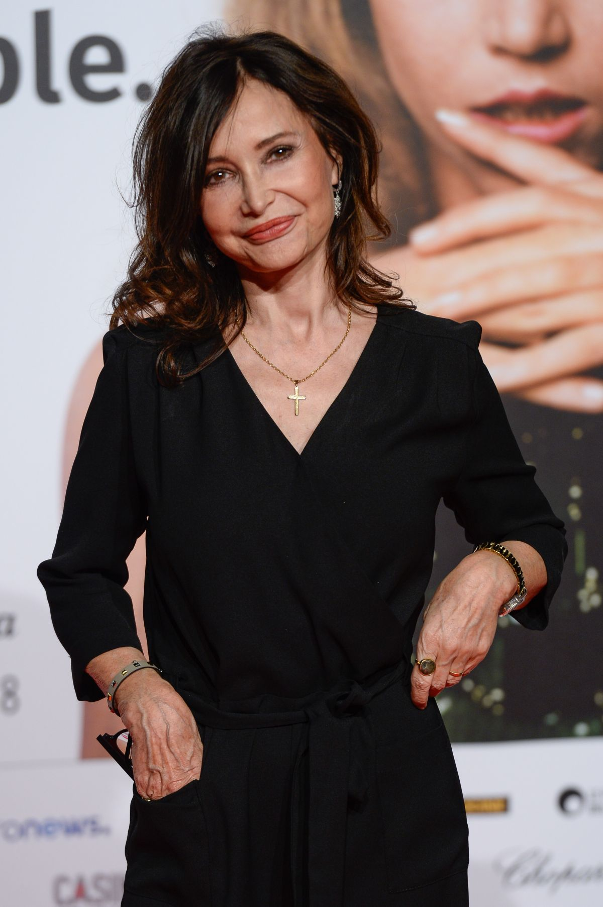 Evelyne Bouix At 10th Lumiere Festival Opening - Lyon ...